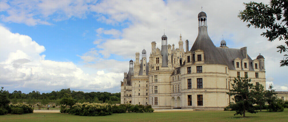 Loireschloss Chambord