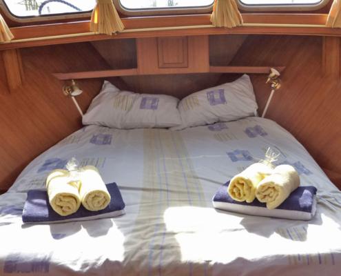 Hausboot Senna Elite Doppelkabine