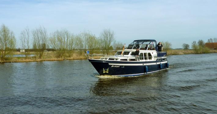 Hausboot Friesland 2 Kabinen Archipel Elite