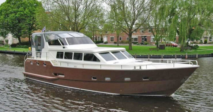 Hausboot Holland Mariska Elite
