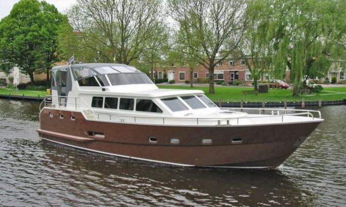 Hausboot Holland Danny Elite