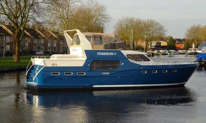 Hausboot Holland Poseidon