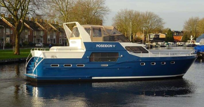 Hausboot Holland Poseidon