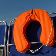 Hausboot Rettungsring