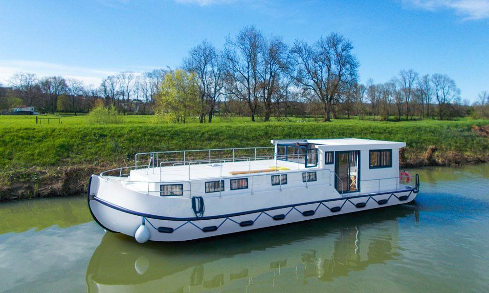 Hausboot La Péniche S