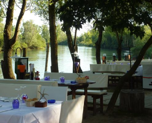 Hausboot Italien Stella Fluss