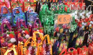 Tulpenmarkt in Holland